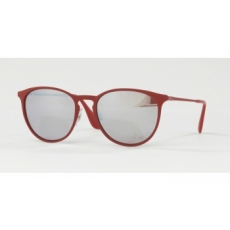 Ray-Ban RB3539 9023B5 RUBBER BORDO' BORDO' LIGHT FLASH GREY napszemüveg