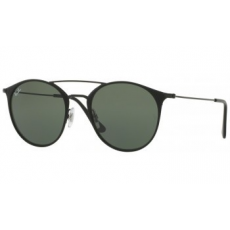 Ray-Ban RB3546 186 BLACK TOP MATTE BLACK GREEN napszemüveg