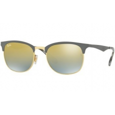 Ray-Ban RB3538 9007A7 GOLD/MATTE GREY GRADIENT GOLD napszemüveg