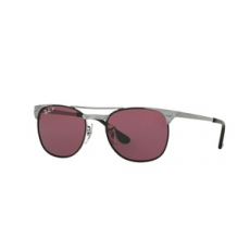 Ray-Ban RJ9540S 259/5Q GUNMETAL TOP BLACK POLAR RED napszemüveg