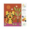 Djeco Design by Sweet nature - Édes természet - kreatív kollázs szett