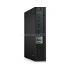 Dell Optiplex 3040 Micro | Core i3-6100T 3,2|16GB|1000GB SSD|0GB HDD|Intel HD 530|W8P|3év