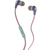 Skullcandy  SkullcandyInk'd 2.0 Audio In-Ear fülhallgató Purple/Salmon/Green Mic1 (S2IKJY-530)