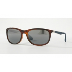 Ray-Ban RB4267 625788 SHINY RED HAVANA MIRROR GRADIENT GREY napszemüveg