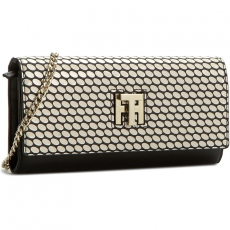 Tommy Hilfiger Táska TOMMY HILFIGER - Tommy Twist Purse/Crossover Spot AW0AW02280 902