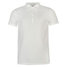 Firetrap Deel férfi galléros póló fehér XL