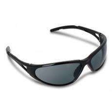 Védőszemüveg, sötétített, polarizált fényvédő lencsével,  Freelux , fekete