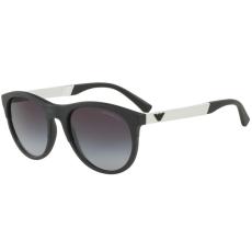 Emporio Armani EA4084 50428G MATTE BLACK GREY GRADIENT napszemüveg