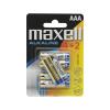Maxell Mikroceruza elem 1,5V ? AAA ? LR3 power pack 4+2 db/bliszter (Mikroceruza elem)