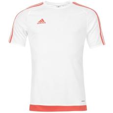 Adidas férfi football póló - Adidas 3 Stripe Estro T Shirt