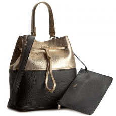 Furla Táska FURLA - Stacy 835765 B BHZ1 NBM Onyx/Color Gold