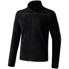 Erima Fleece Jacket fekete/szürke pulóver