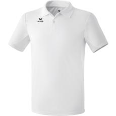 Erima Functional polo-shirt fehér galléros poló