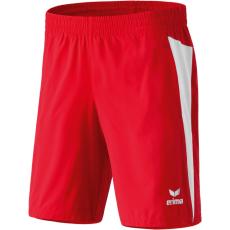 Erima Premium One Shorts piros/fehér rövidnadrág