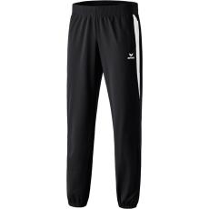 Erima Premium One Polyester Pants fekete/fehér hosszúnadrág