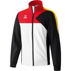 Erima Premium One Presentation Jacket fehér/fekete/piros melegítő felső