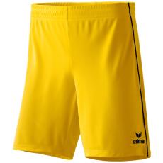 Erima CLASSIC SHORTS sárga/fekete rövidnadrág