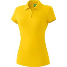 Erima Teamsports Polo-shirt sárga galléros poló