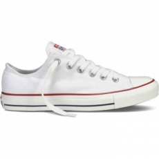 Converse Chuck Taylor AS Core OX Unisex tornacipő, Optical White, 42.5 (M7652C-0091-9)