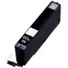 Canon CLI-551XL Bk CLI-551Bk XL nagykapacitású (12ml!)  chip utángyártott PQ patron IP7250/MG5450/MG5550