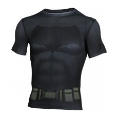 Under Armour Batman Suit SS Férfi póló, XXL
