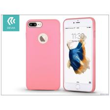 Devia Apple iPhone 7 Plus hátlap - Devia Ceo - rose pink tok és táska