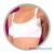 Trendy Mommy szoptatós melltartó fehér L/XL