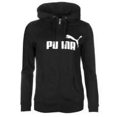 Puma No1 női kapucnis pamut pulóver fekete XL