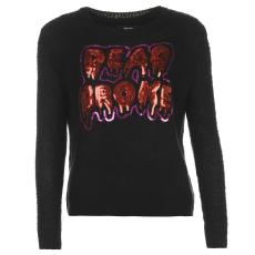 Iron Fist Női pulóver fekete S