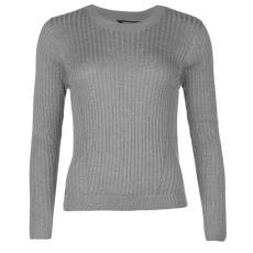 Golddigga Rib női kötött pulóver szürke L