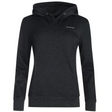 LA Gear Női kapucnis pulóver sötétszürke XS