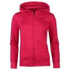 LA Gear Női kapucnis cipzáras pulóver pink XXL