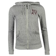 Roxy Basic női kapucnis polár pulóver szürke S