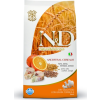 Natural & Delicious; Farmina N&D Low Grain Tőkehal&narancs 12kg