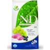 Natural & Delicious; Farmina N&D Grain Free Bárány+Áfonya 12kg