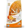 Natural & Delicious; Farmina N&D Low Grain Tőkehal+Narancs 2,5kg