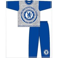 gyermek pizsama CHELSEA FC hosszúujjú méret 5-6 év.