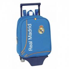 kerekes hátizsák gyerekeknek REAL MADRID kolekció BLUE