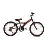 """Adria Stinger 20"""" gyerek kerékpár fekete-piros"""