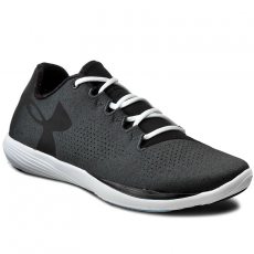 Under Armour Cipők UNDER ARMOUR - Ua W Street Precisionlo Rlxd 1285419-001 Blk/Wht/Blk