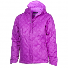 Columbia 1624411 Flurry Flash Jacket Síkabát,snowboard kabát D (SG1082-n_530-Bright Plum)