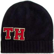Tommy Hilfiger Női sapka TOMMY HILFIGER - TH Patch Hat Solid AW0AW03335 902