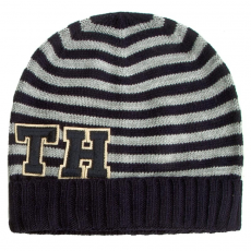 Tommy Hilfiger Gérfi sapka TOMMY HILFIGER - Th Patch Hat Stripes AW0AW03336 901