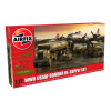 AIRFIX WWII USAAF 8th Air Force Bomber Resupply Set A06304