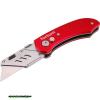 Fortum tapétavágó kés, 5 db pengével, penge gyorscsere