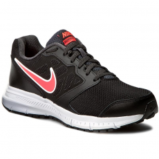 Nike Cipők NIKE - Nike Downshifter 6 (W) 684767 002 Black/Hyper Punch/Anthracite