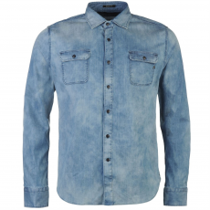 Replay Ing Replay Chambray Pkt fér.