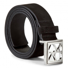 Calvin Klein Black Label Női öv CALVIN KLEIN BLACK LABEL - Fashion Logo Belt K60K602083 75 001