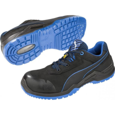 Puma Argon Blue Low S3 ESD SRC Védőcipő (47)