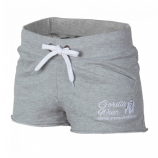WOMEN'S NEW JERSEY SWEAT SHORT GREY (GRAY) [M]
